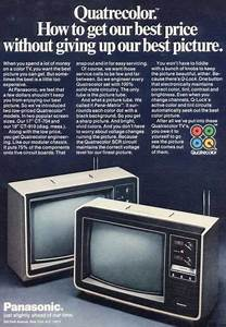 Vintage Electronics   Tv Of The 1970s