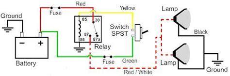 fog light wiring speedsterowners com 356 speedsters 550 spyders replicas and more