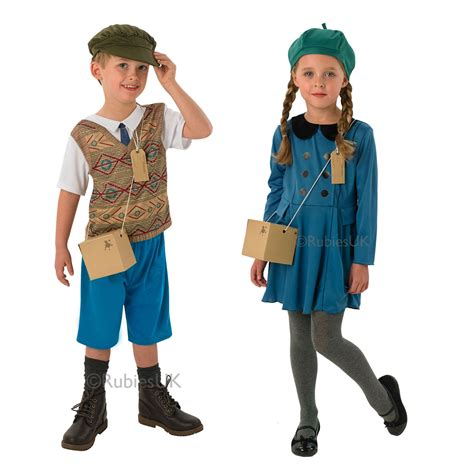 In 5 Introductory Offer Children 39 S Clothes Childrens Costume Rubies Unisex War 1 2 Boys