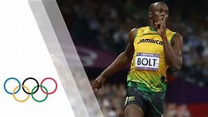 Usain Bolt Wins 200m Final - London 2012 Olympics