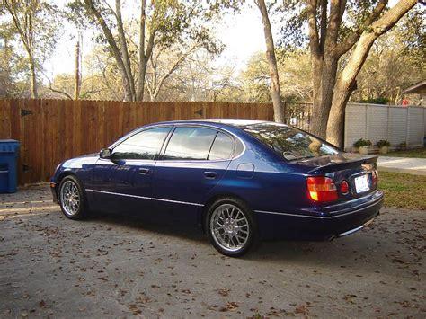 98 Gs400 Blue For Sale