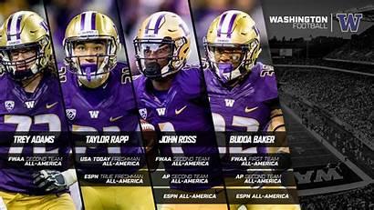 Washington Huskies University Wallpapers Football Uw America