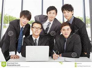 Young Business Team Stock Photography - Image: 28916742