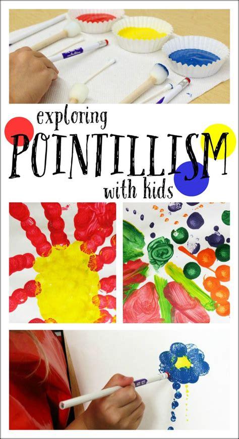 Easy Art For Kids Inspiration