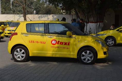A-taxi Is Lahore's Latest On-demand Taxi Service