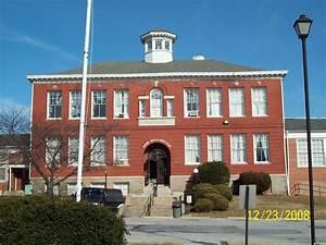 Old Laurel High School