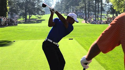 Tiger Woods Golf Swing (Driver) 2012 With Slow Motion ...