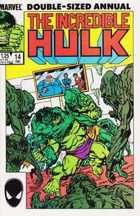 gcd issue  incredible hulk annual  direct