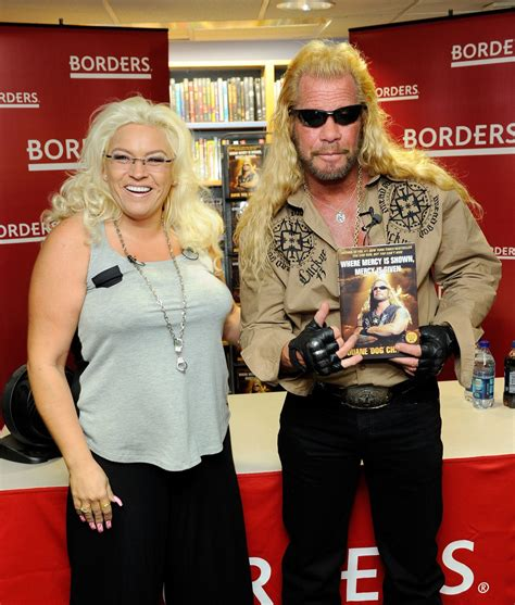 dog the bounty hunter 39 s wife is cancer free simplemost