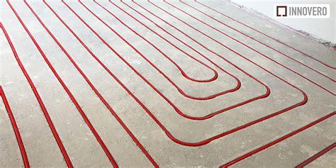 riscaldamento a pavimento spessore riscaldamento a pavimento a zero spessore