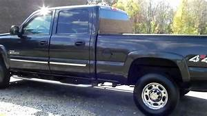 2003 Chevy Silverado 2500hd Lt Crew Cab Short Bed 4x4 6 6l
