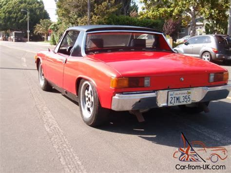 Porsche V8 Conversion by Porsche 914 V8 Conversion Manual Ggettwh