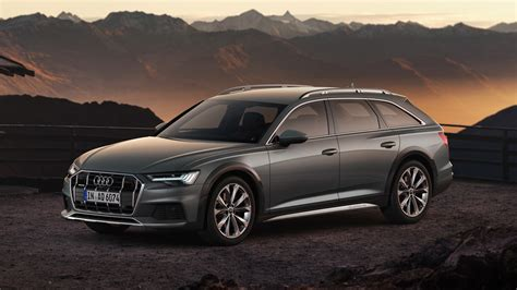 2020 the audi a6 2020 audi a6 allroad reaches canada is the us next