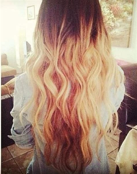 Dyed Hairstyles by 17 Best Images About Hair Ombre And Color On
