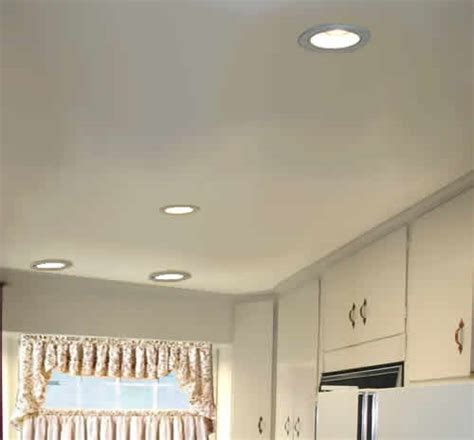 update recessed light fixtures with recessed can