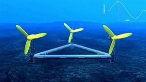 Capturing Tidal Power  How Deltastream Works