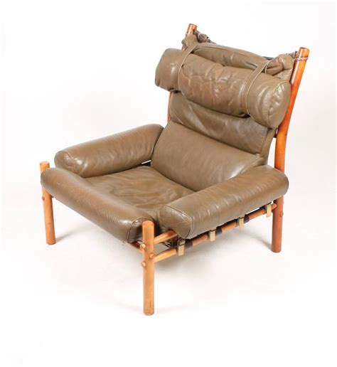 inca lounge chair by arne norell for sale at 1stdibs
