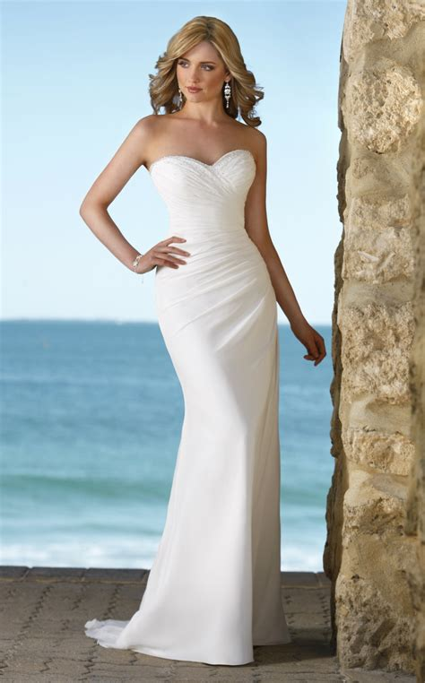 elegant beach wedding dresses all women dresses