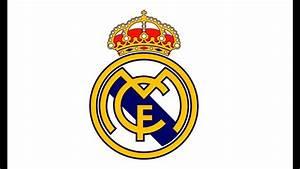 Comment dessiner le logo du Real Madrid pas à pas ...  Real