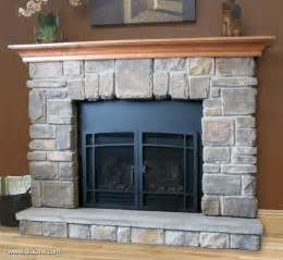 Forged Fireplace Doors by Elk Ridge Cast Stone Fireplace Mantel Stone Mantle