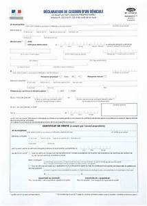 Declaration D Achat De Vehicule : certificat de vente pourquoi quand comment ~ Gottalentnigeria.com Avis de Voitures
