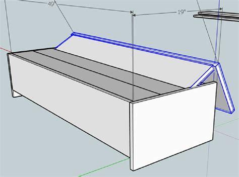 woodwork diy aquarium stand  canopy plans blueprints