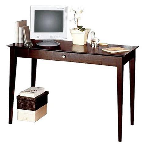 desks at target dolce desk walnut linon target