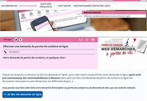 Permis Conduire En Ligne : vers une demande de permis de conduire d mat rialis e start auto ~ Medecine-chirurgie-esthetiques.com Avis de Voitures