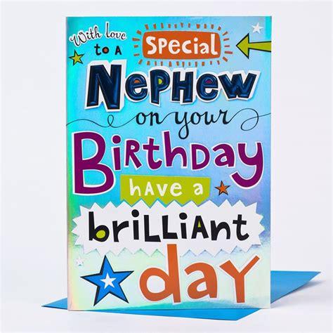 printable birthday cards  nephew birthdaybuzz