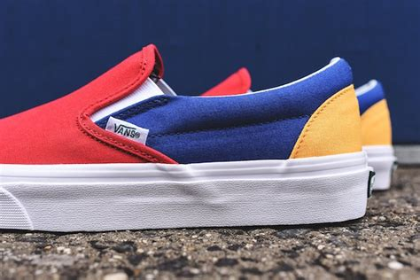 vans   classics  colorful makeover   special
