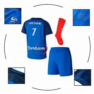 Maillot Griezmann France : acheter un maillot quipe de france enfant griezmann 2016 ~ Melissatoandfro.com Idées de Décoration