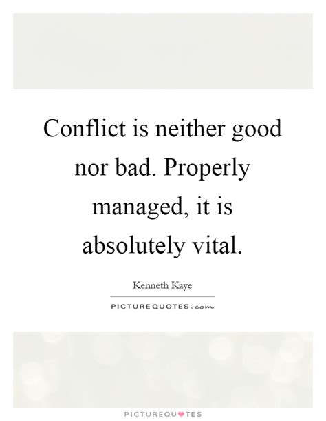 Famous Quotes About Conflict