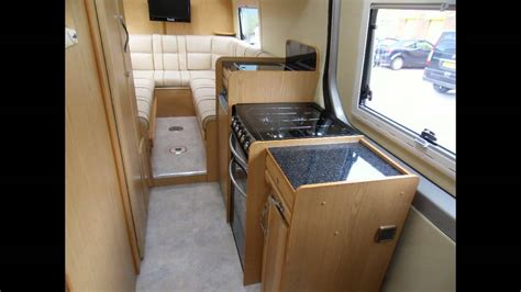 mclaren avalanche luxury berth mercedes sprinter