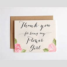 'thank You For Being My Bridesmaid' Card By Here's To Us Notonthehighstreetcom