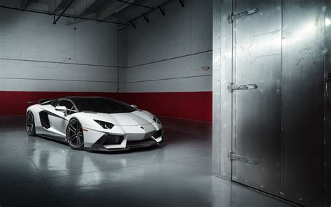 Adv1 Lamborghini Aventador Lp Pml Wallpaper Hd Car