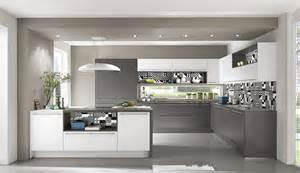 küche weiß küche grau weiß poolami