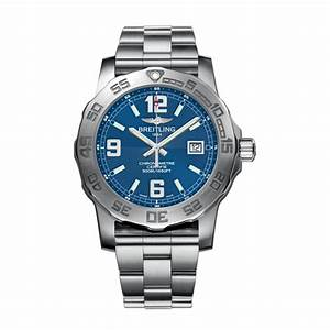 Mens Breitling Colt 44 A7438710 Watch | Blue Dial | Market ...