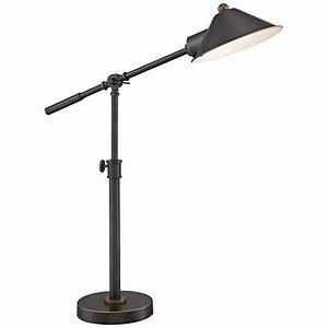 lite source zachary red and chrome gooseneck desk lamp With zachary table lamp