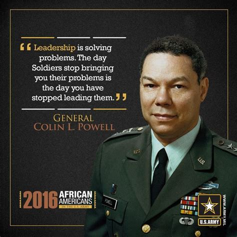 leadership  solving problems general colin powell