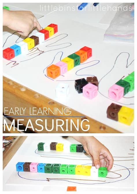 hands on learning activities for preschoolers measuring activity for early learning preschool math 188
