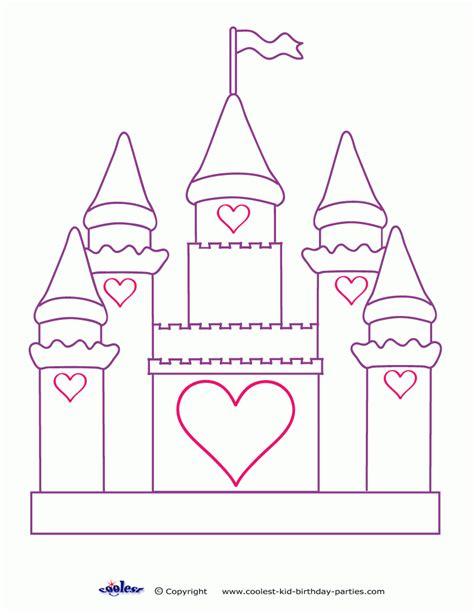coloring castle free coloring pages for castle az coloring pages