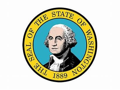 Washington State Seal Svg Vector