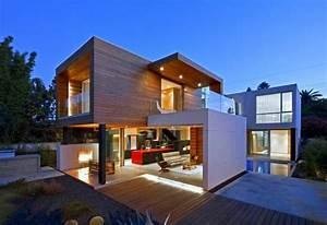 Luxus Bungalow Bauen : die besten 25 luxus fertighaus ideen auf pinterest ~ Lizthompson.info Haus und Dekorationen