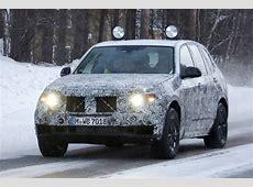 2018 BMW X5 Spy Shots GTspirit