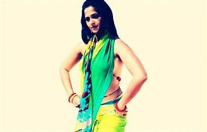 Saree Anushka Shetty Indian Desi Tamil Bollywood
