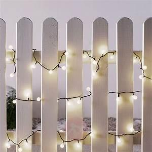 Led Lichterkette Draußen : mini lichterkette led f au en 80 flammig 11 32 m ~ Watch28wear.com Haus und Dekorationen