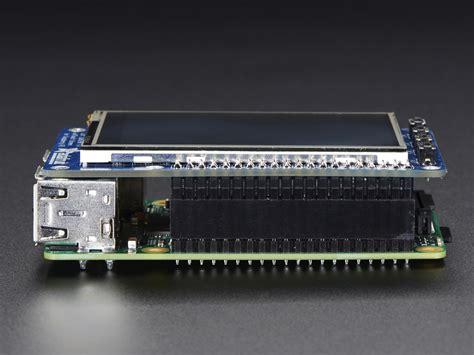 Pitft Plus Assembled 320x240 2.8 Tft + Resistive