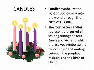 Meaning Of 4 Advent Candles Catholic The Candles Of The