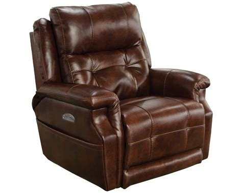lay flat recliner chairs catnapper kepley power headrest power lay flat recliner