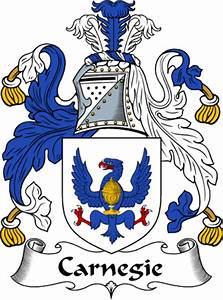 EnglishGathering - The Carnegie Coat of Arms (Family Crest ...
